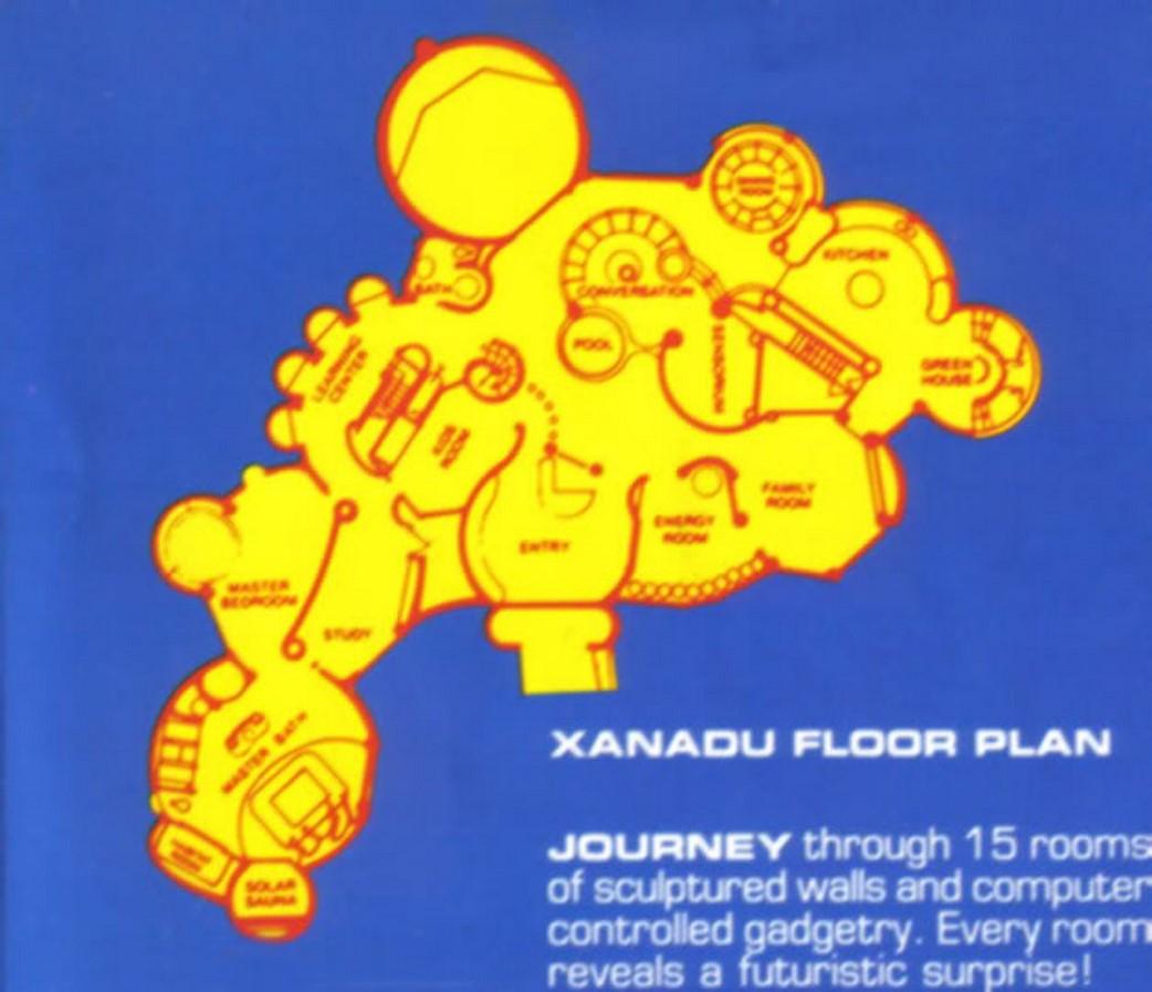 Xanadu Houses: A series of Experimental Homes - sheet1