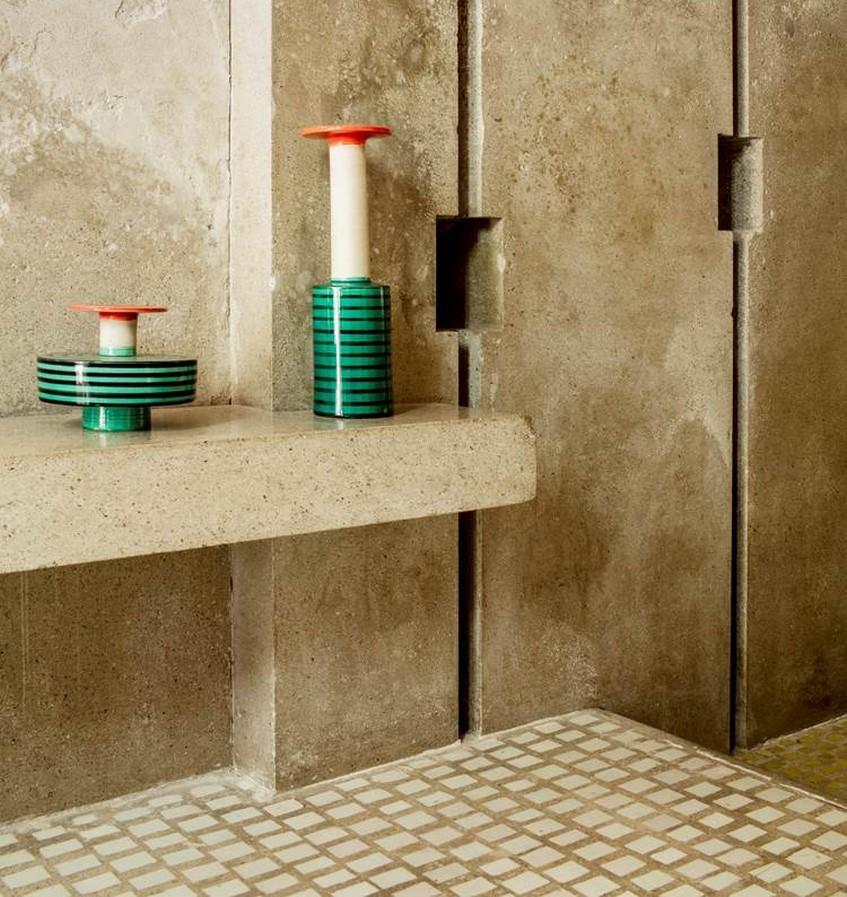 Olivetti Showroom, Carlo Scarpa, 1958 - Sheet12