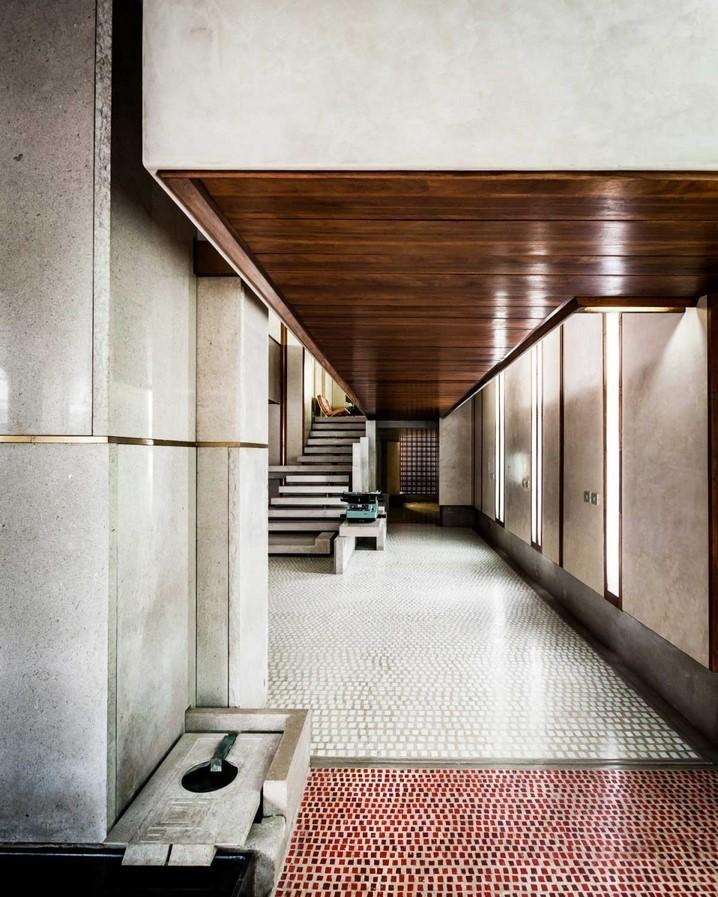 Olivetti Showroom, Carlo Scarpa, 1958 - Sheet5