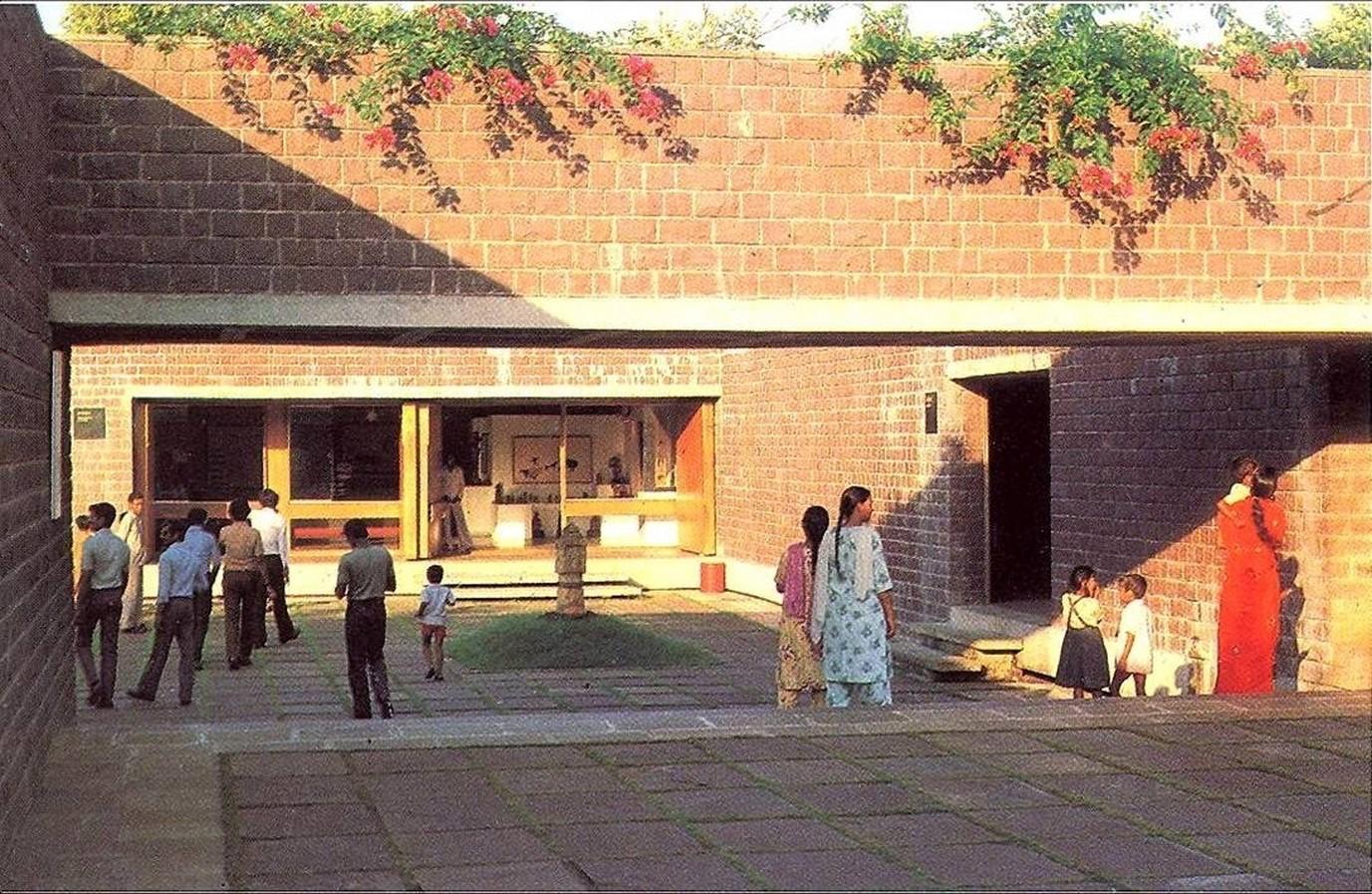 Bharat Bhavan, Charles Correa, 1982 - Sheet2