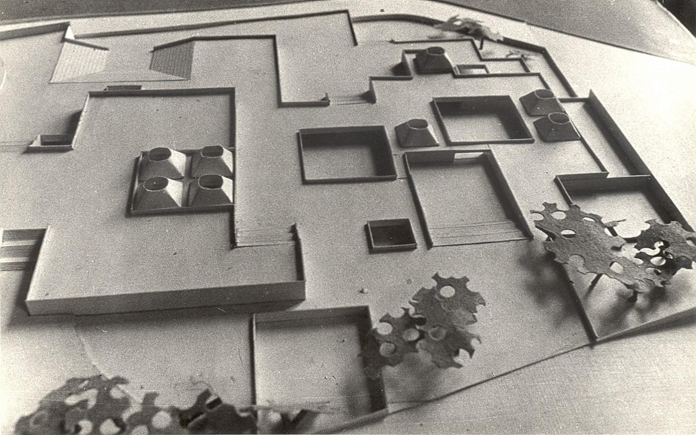 Bharat Bhavan, Charles Correa, 1982 - Sheet4