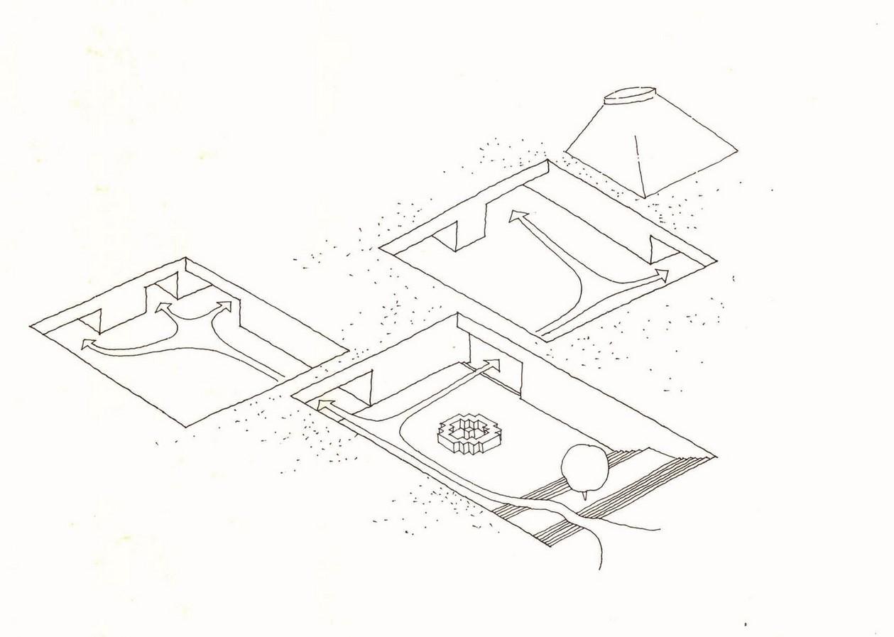 Bharat Bhavan, Charles Correa, 1982 - Sheet7