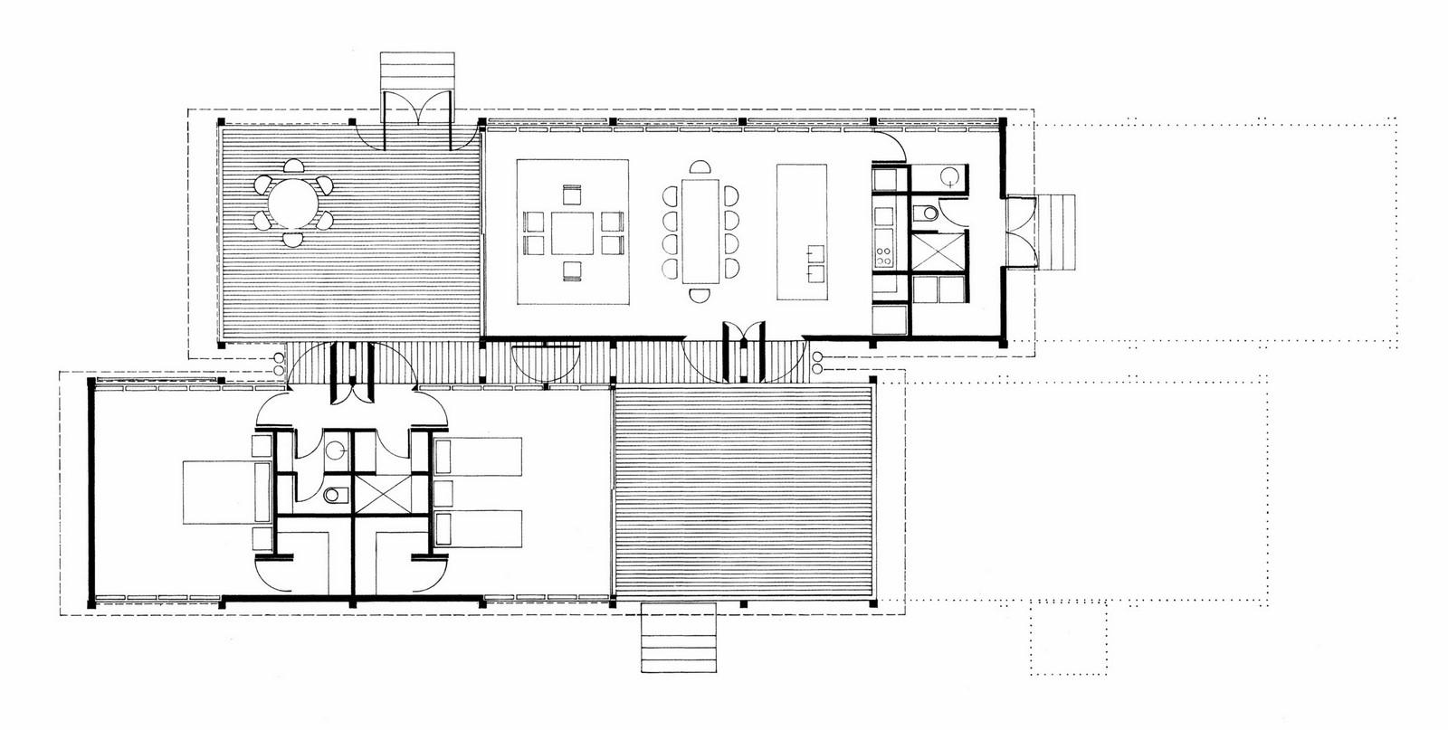 Marie Short House, Glenn Murcutt, 1975 - Sheet6