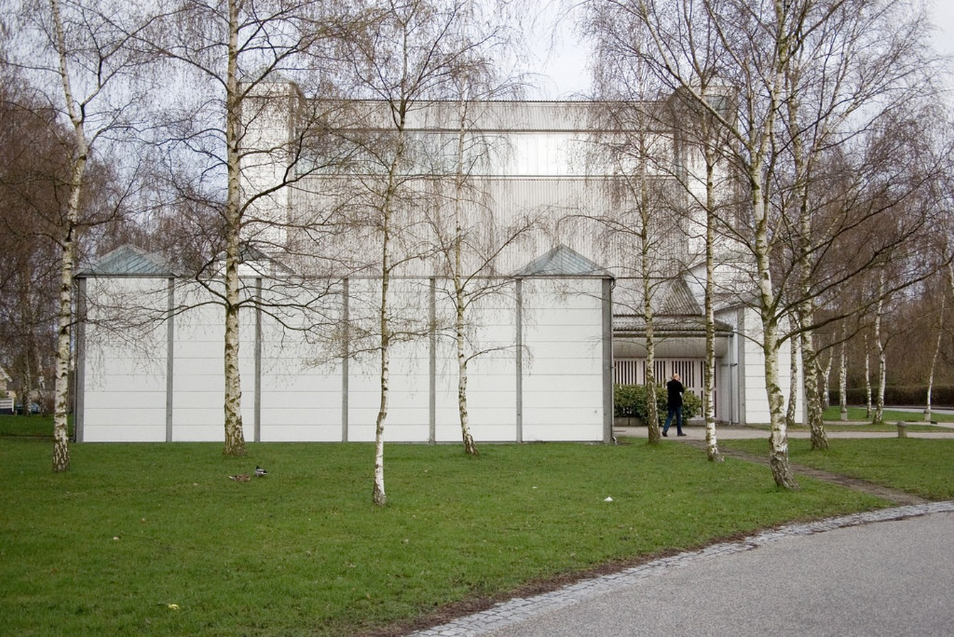 Bagsværd Church, Jørn Utzon, 1976 - Sheet1