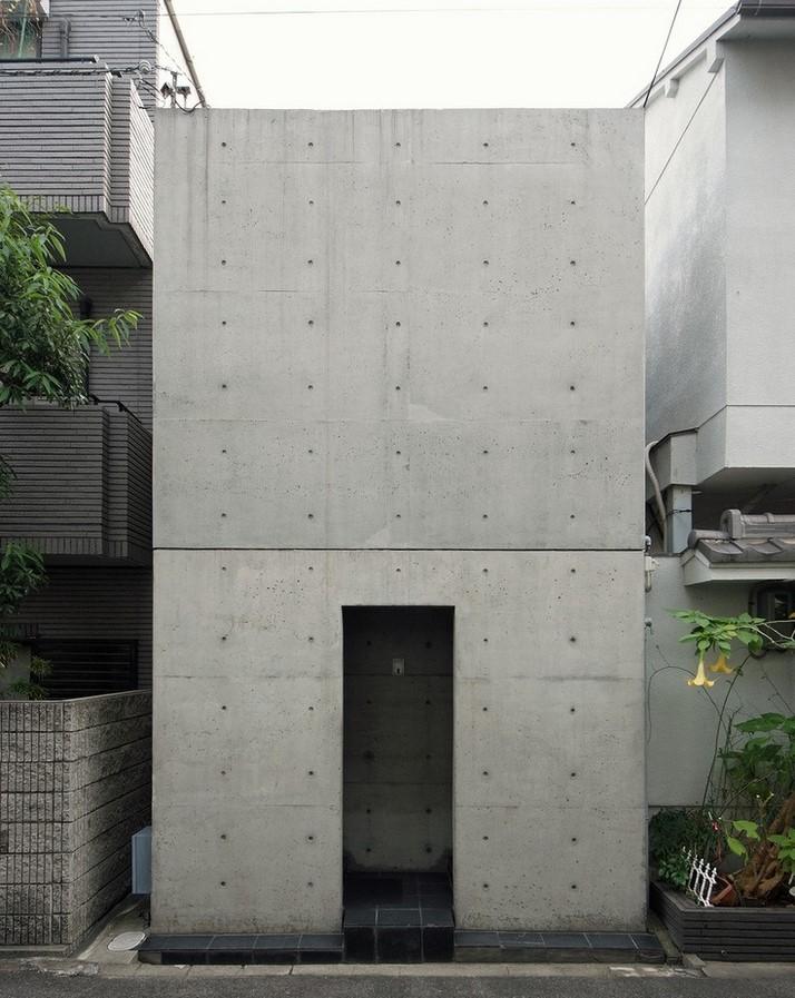 Azuma House, Tadao Ando, 1976 - sheet1