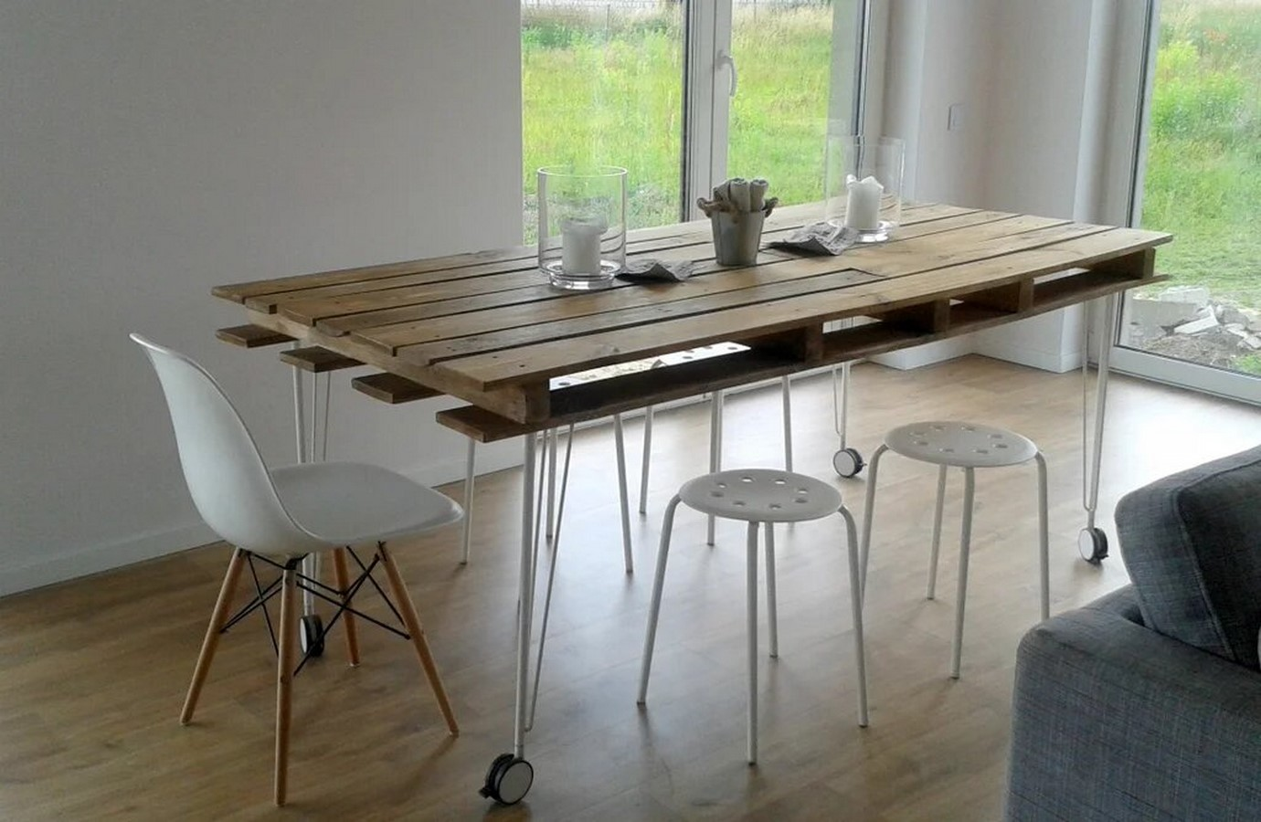 Dining Table - Sheet1
