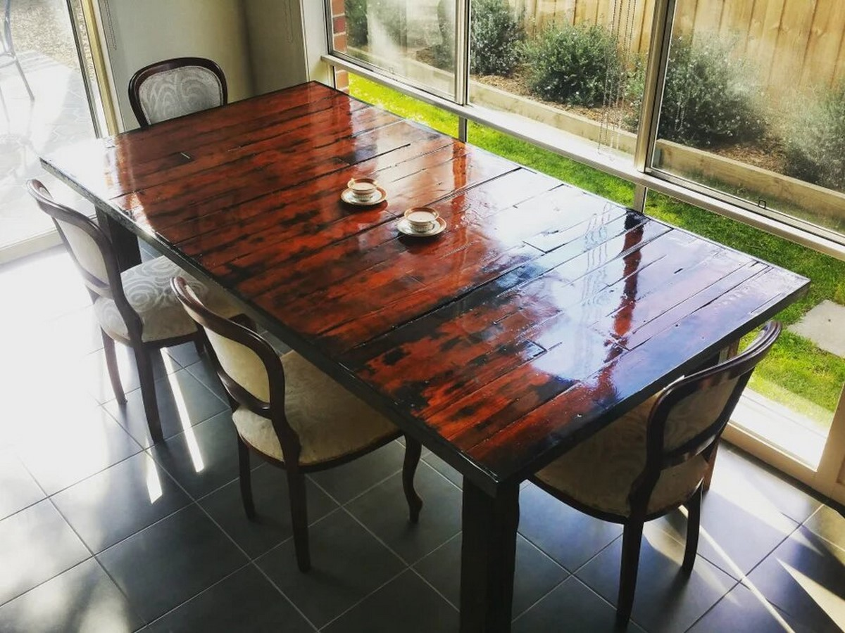 Dining Table - Sheet2