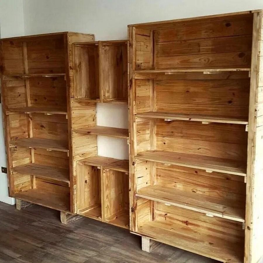 Bookshelves - Sheet1