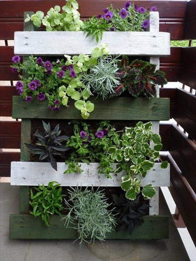 Vertical Garden Shelves - Sheet2
