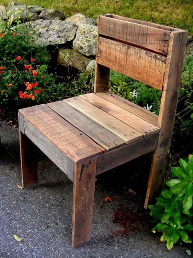 Patio Chair/ Deck Chair - Sheet2