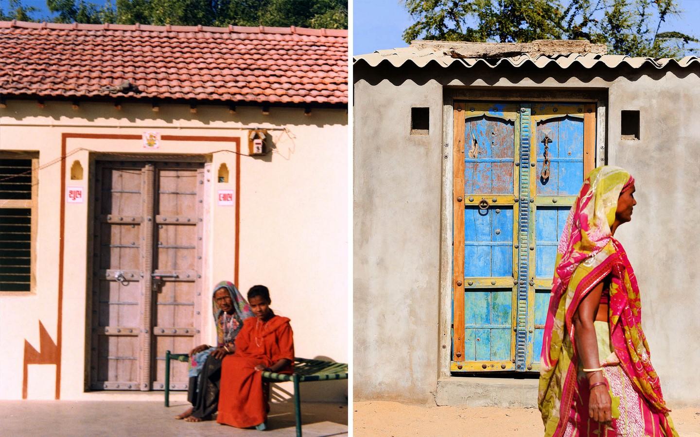 Rehabilitation of Bhadli Village of Bhuj by Brinda Somaya: A Ray of Hope - Sheet1