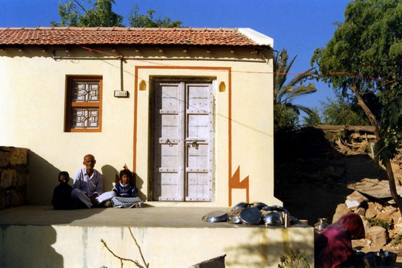 Rehabilitation of Bhadli Village of Bhuj by Brinda Somaya: A Ray of Hope - Sheet2