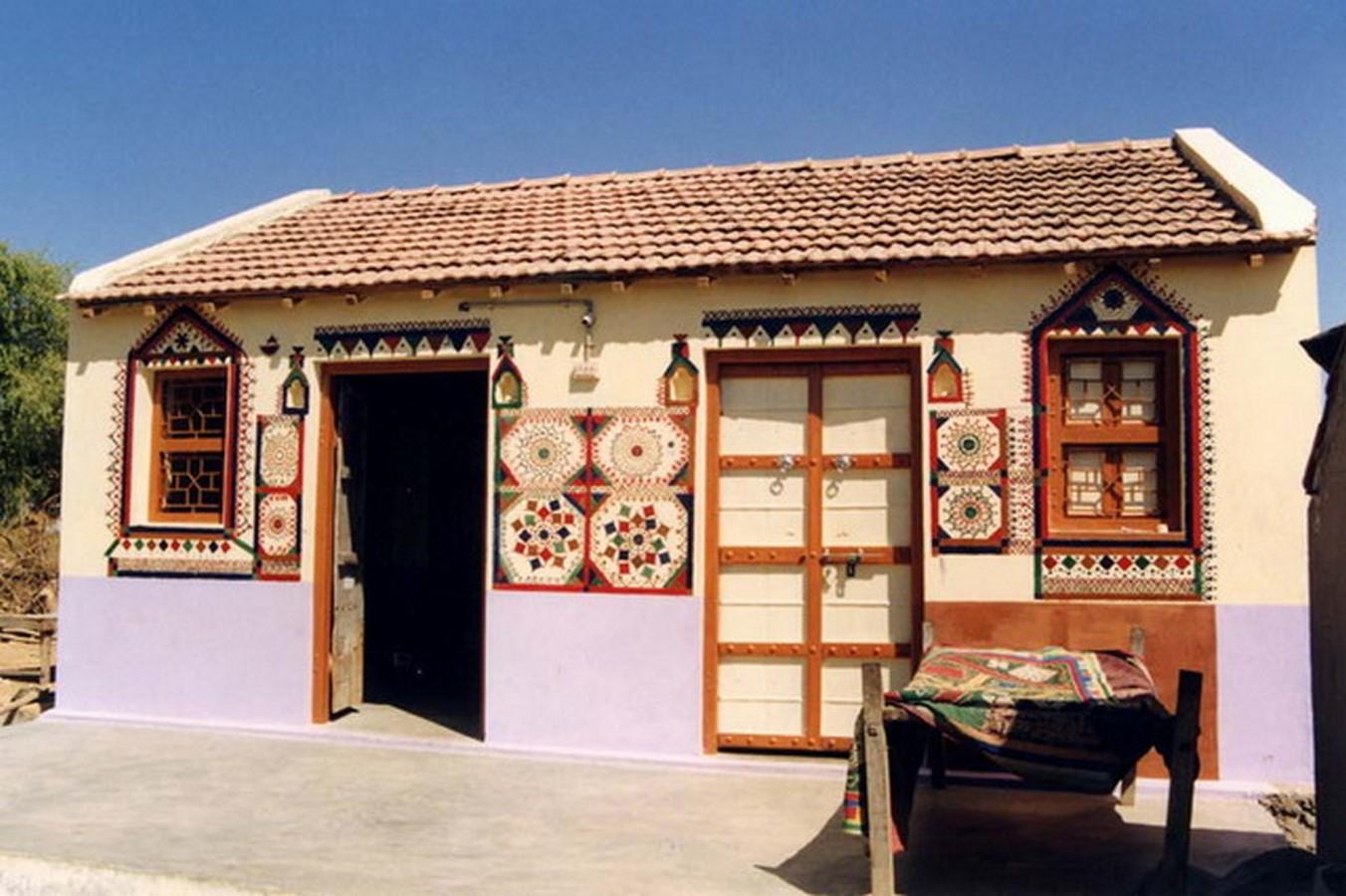 Rehabilitation of Bhadli Village of Bhuj by Brinda Somaya: A Ray of Hope - Sheet5