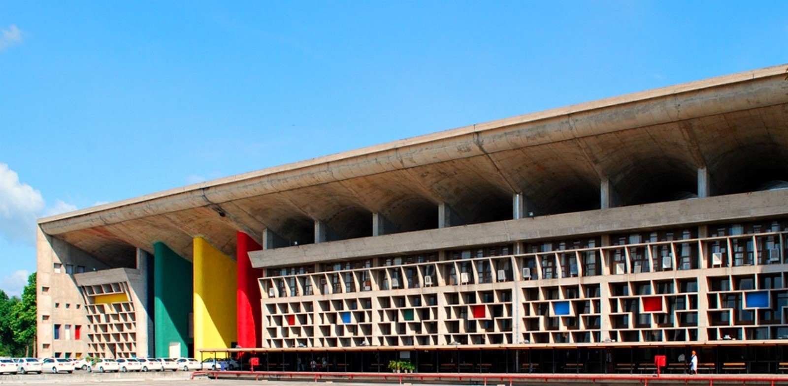 How Le Corbusier changed the history of architecture in India - Sheet3