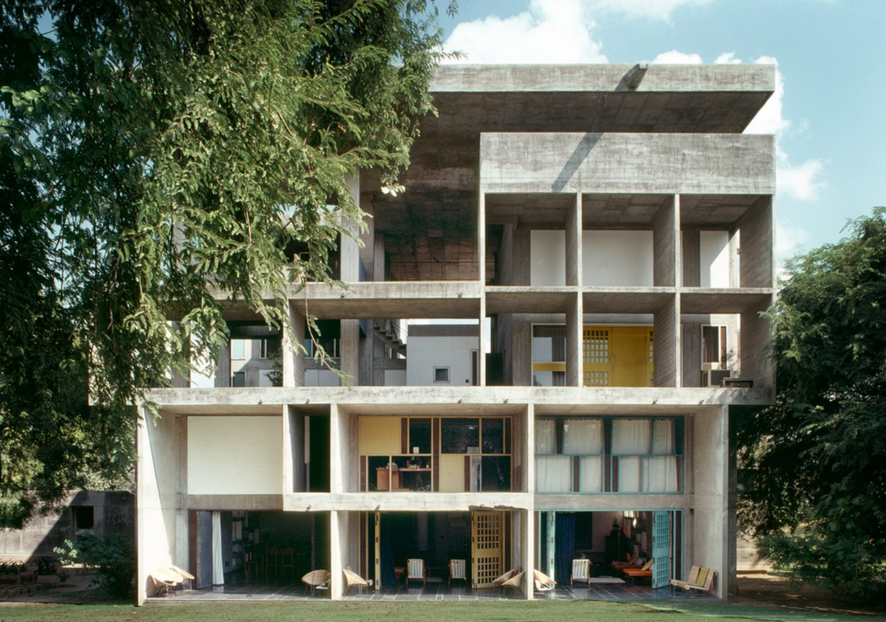 How Le Corbusier changed the history of architecture in India - Sheet4