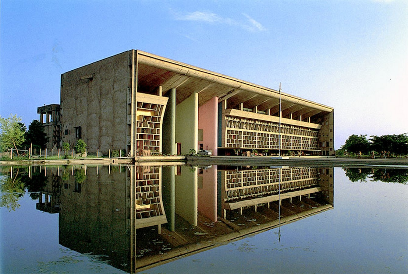 How Le Corbusier changed the history of architecture in India - Sheet5