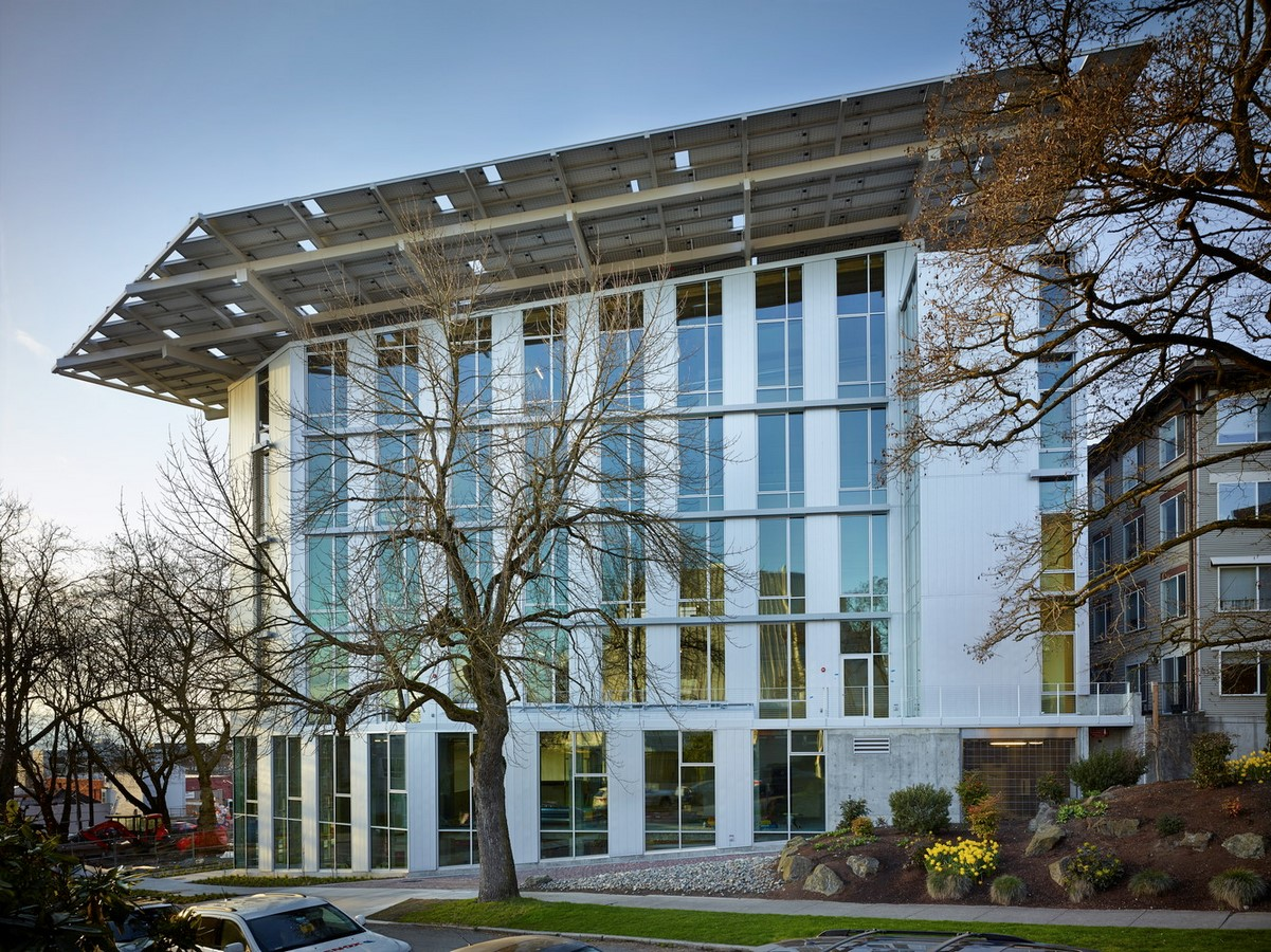 20 Most sustainable buildings in the world! -  Sheet2