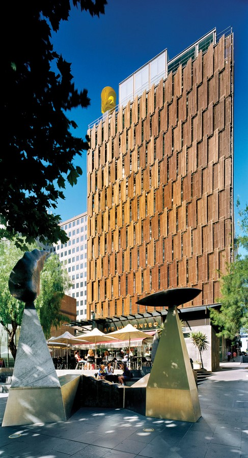 20 Most sustainable buildings in the world! -  Sheet3