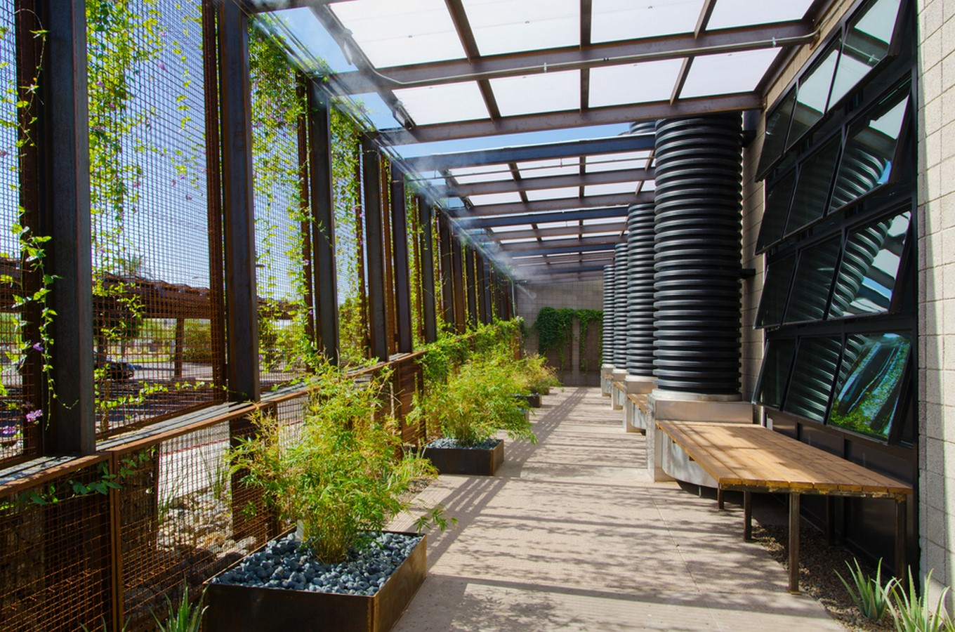 20 Most sustainable buildings in the world! -  Sheet4