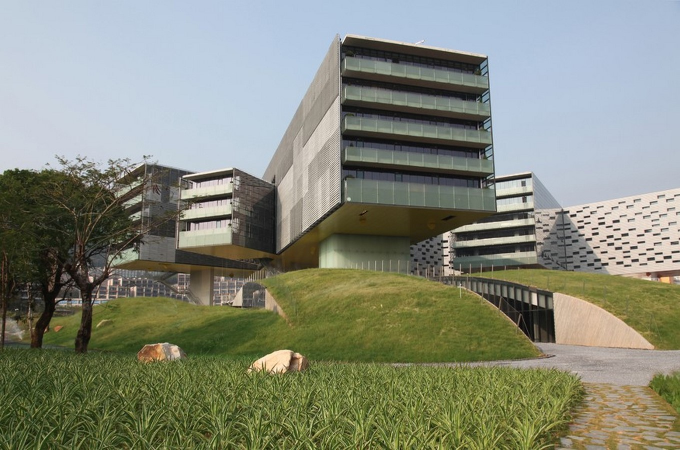 20 Most sustainable buildings in the world! -  Sheet8