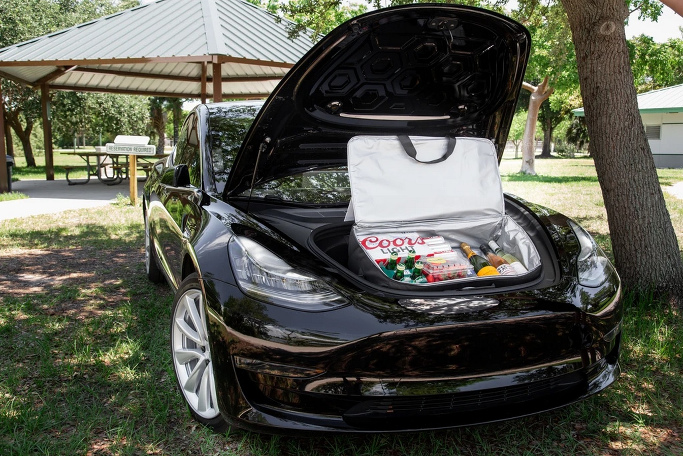 What are Tesla Trunks? - Sheet8