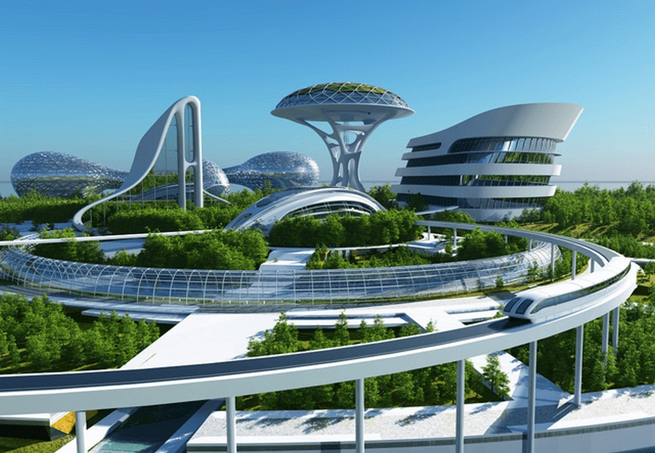 Future Cities: From Le Corbusier's Radiant City to the Dutch - Sheet1