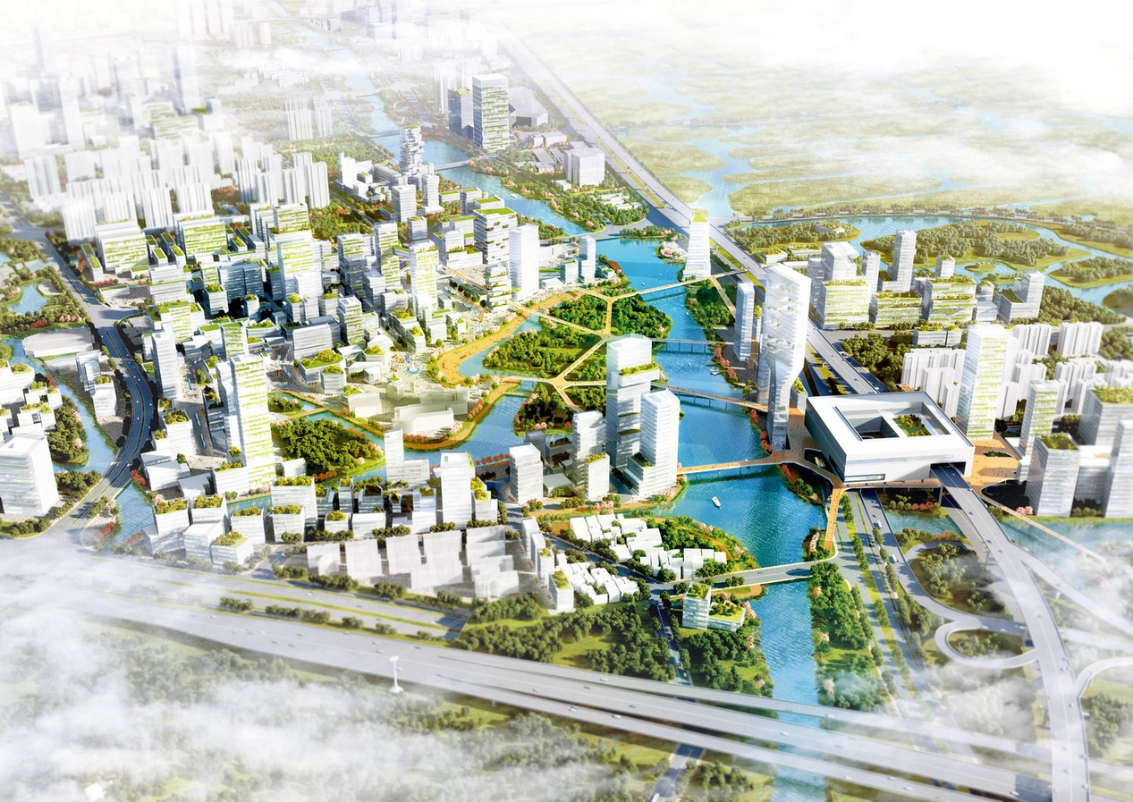 Future Cities: From Le Corbusier's Radiant City to the Dutch - Sheet8