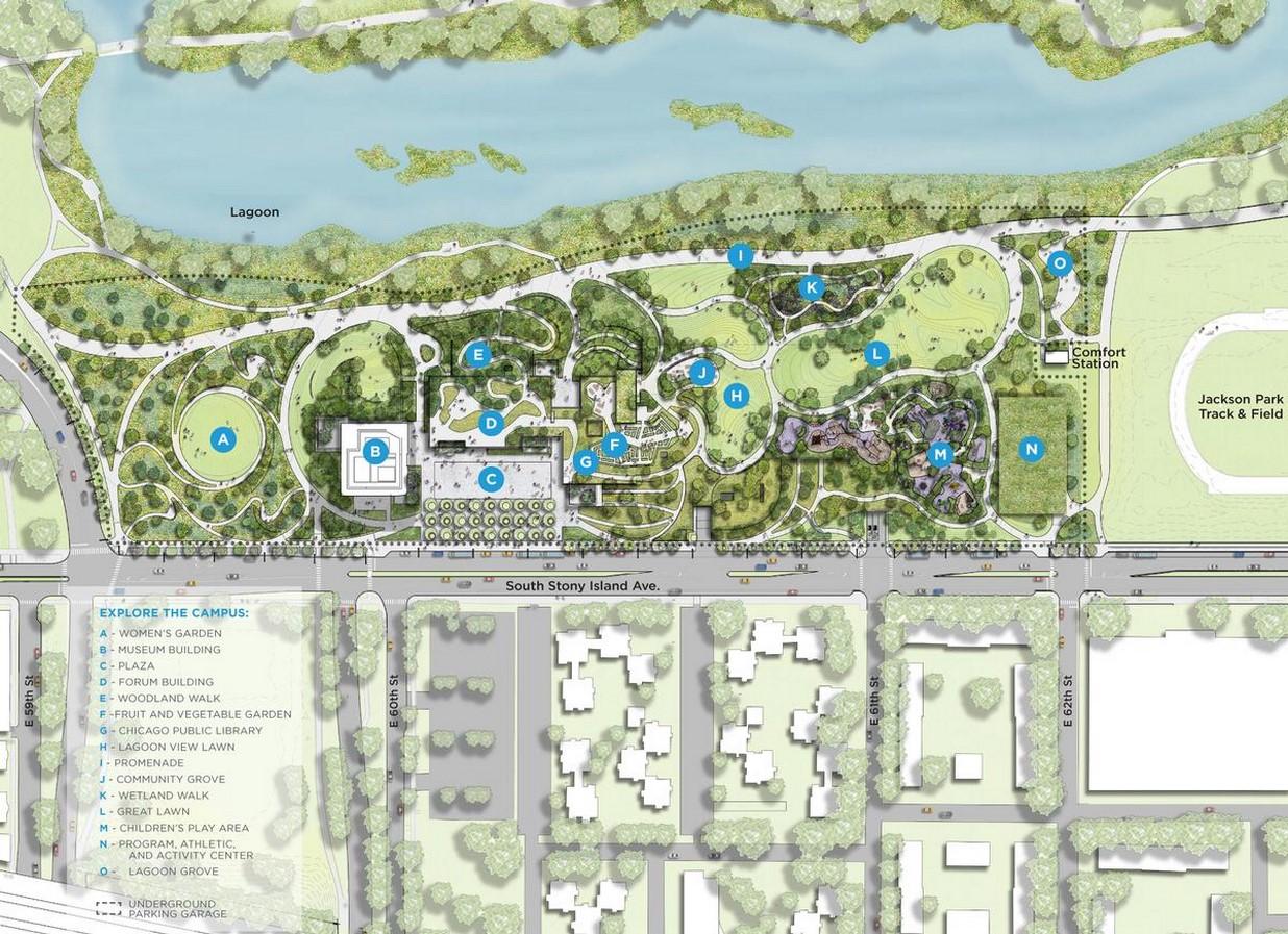 Obama Presidential Center Set to be developed in 2021 - Sheet3