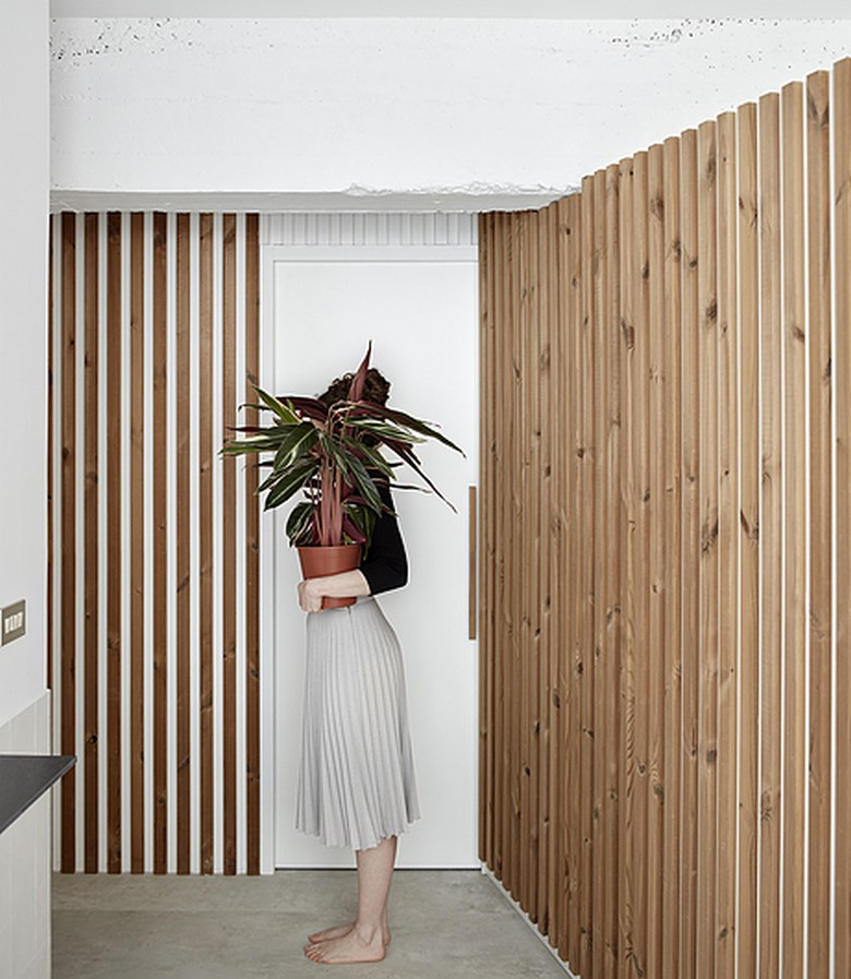 10 Ways of using of thermowood in interiors - Sheet3