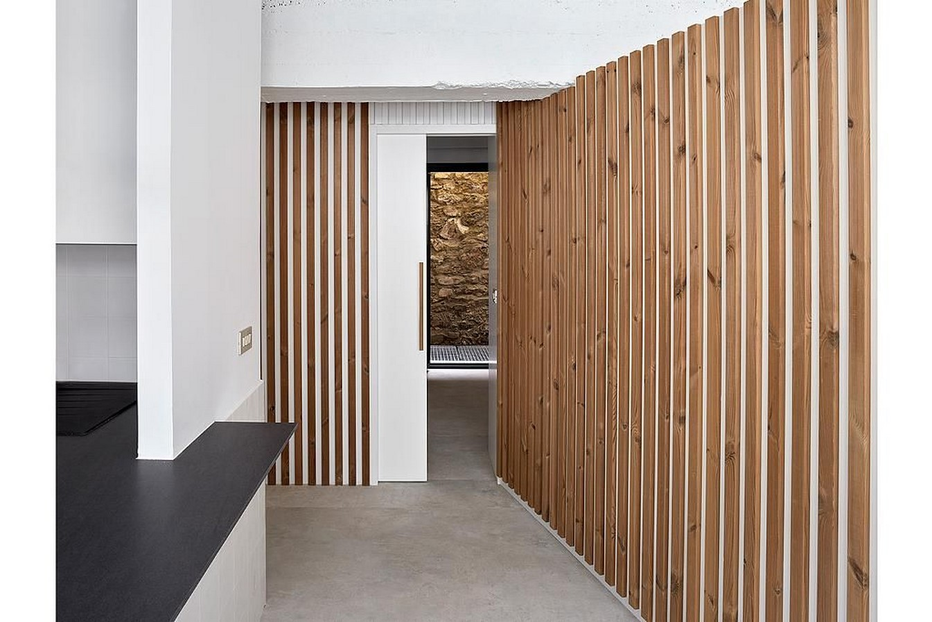 10 Ways of using of thermowood in interiors - Sheet9