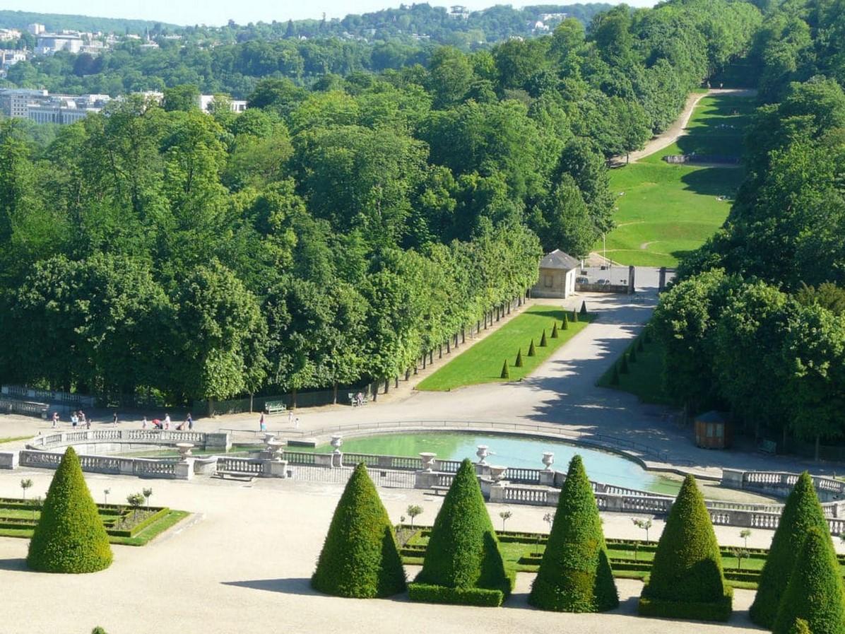 Gardens of Château de Saint-Cloud- Sheet10