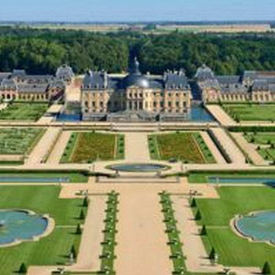 Gardens of Château de Saint-Cloud- Sheet11