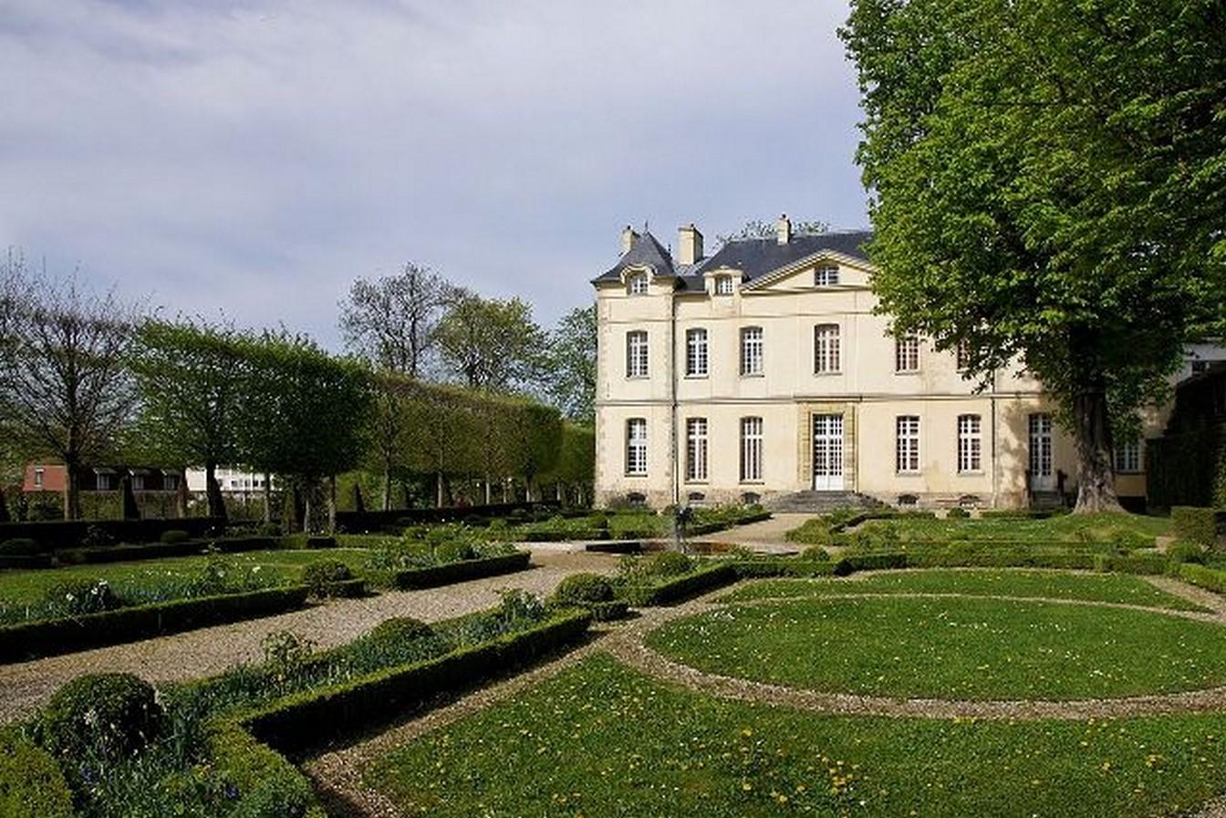 Gardens of Château de Sceaux- Sheet17