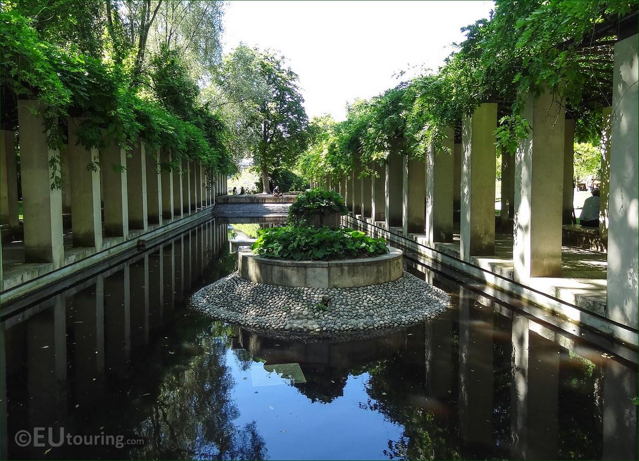 Gardens of Château De Bercy- Sheet30