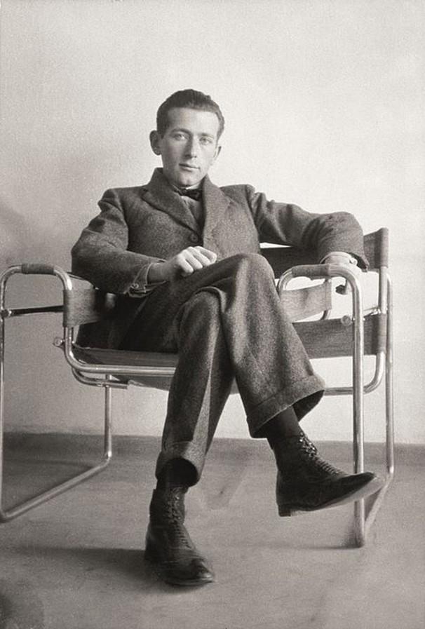 10 things you did not know about Marcel Breuer - Sheet2