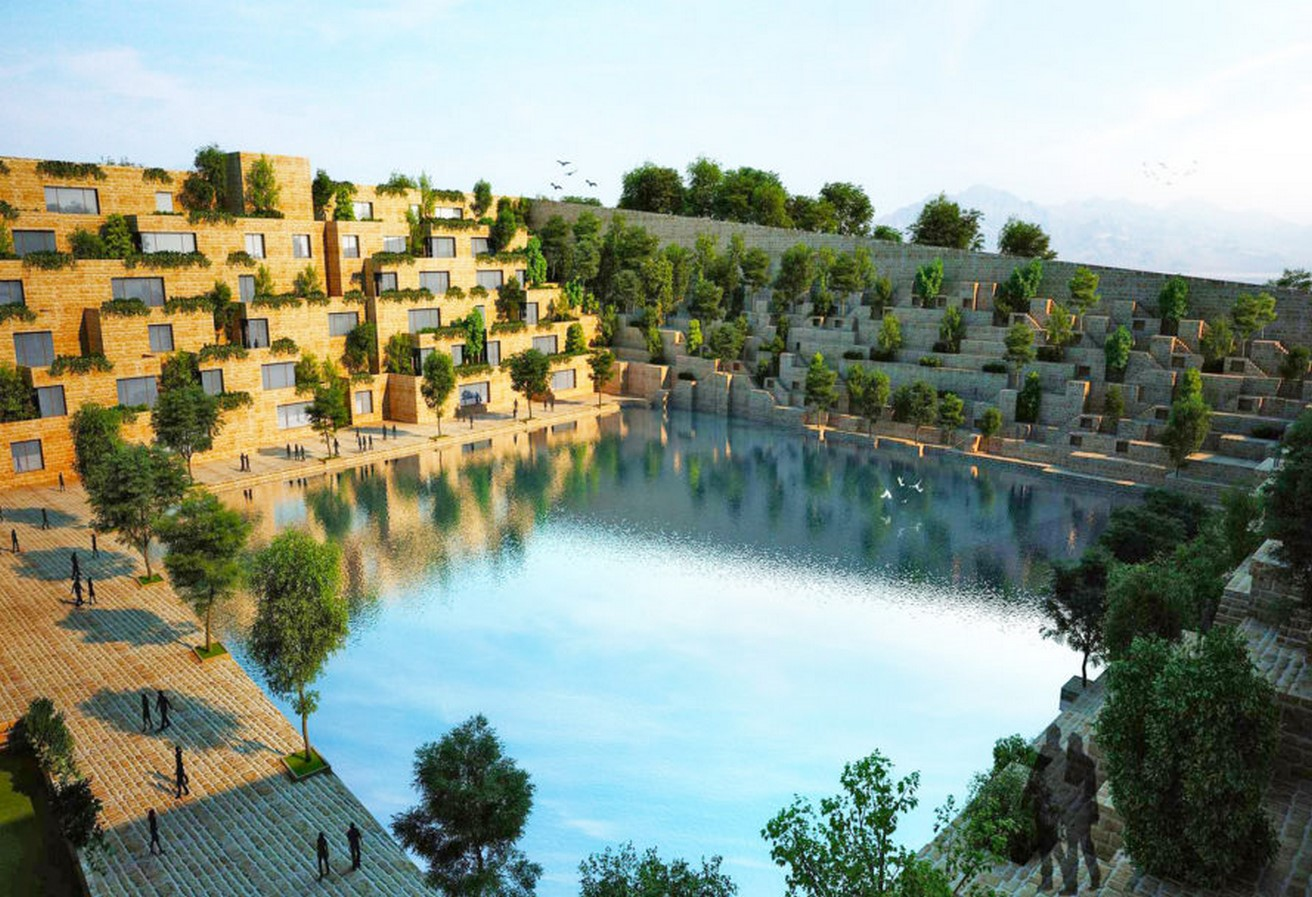The Reservoir by Sanjay Puri Architects: A sustainable community space - Sheet2