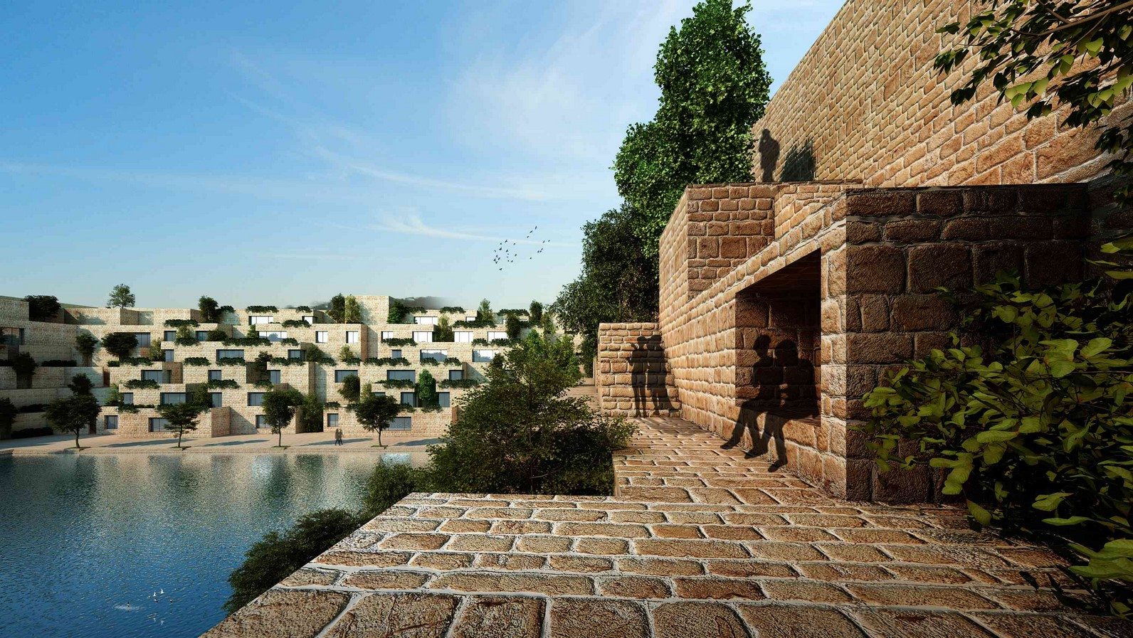 The Reservoir by Sanjay Puri Architects: A sustainable community space - Sheet7