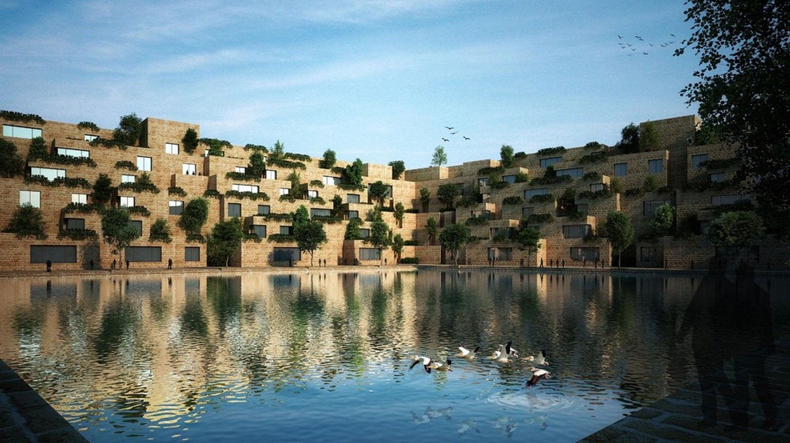 The Reservoir by Sanjay Puri Architects: A sustainable community space - Sheet9