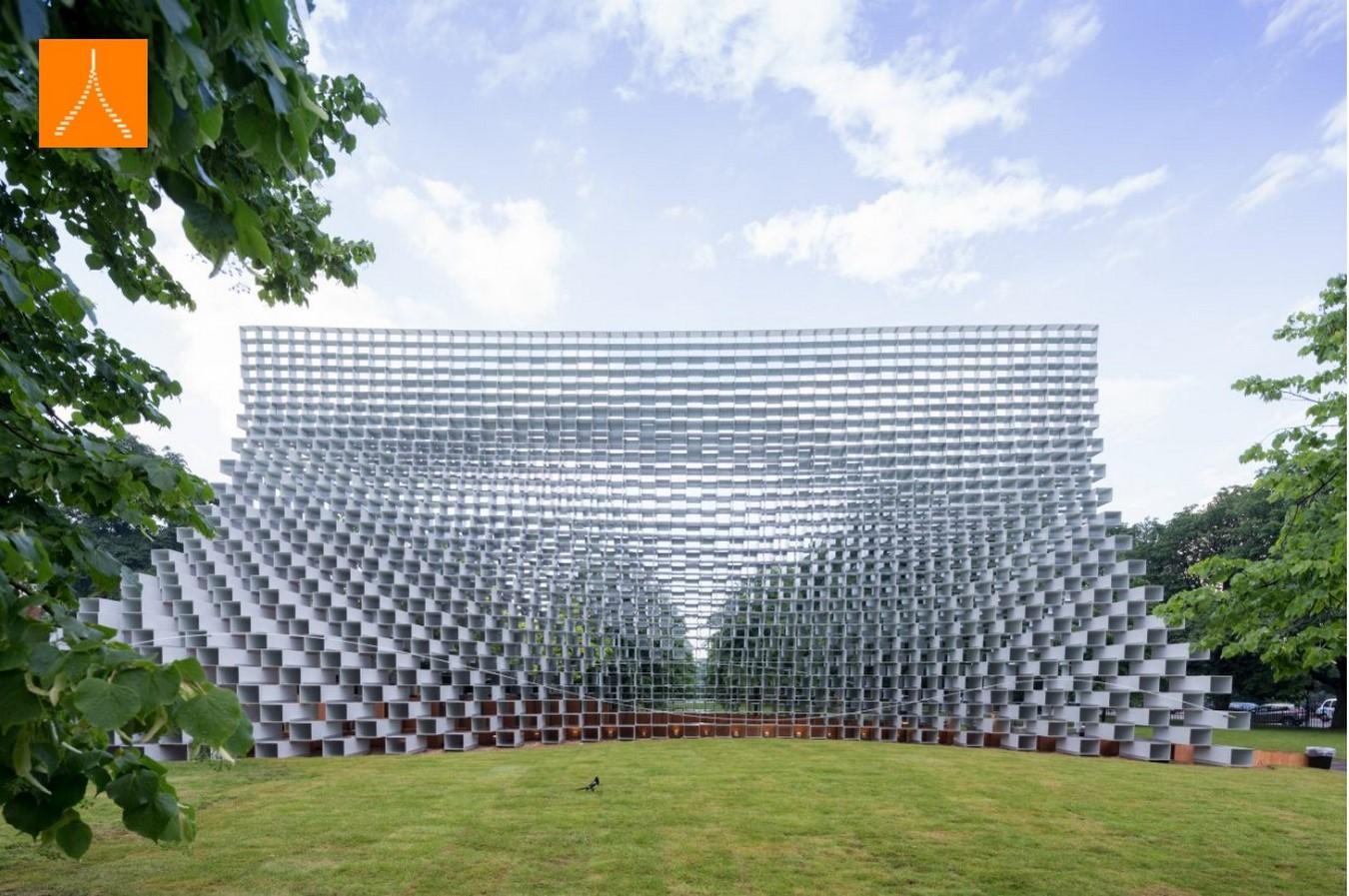 2016 Serpentine Pavilion by BIG: The unzipped walls - Sheet7