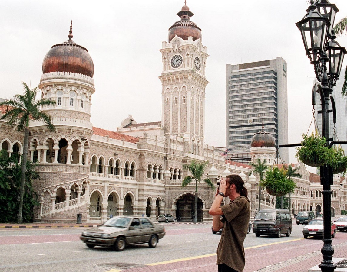 Conserving the architecture of Kuala Lumpur
