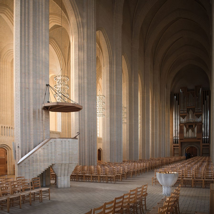 Grundtvig's Church, Denmark - Sheet2