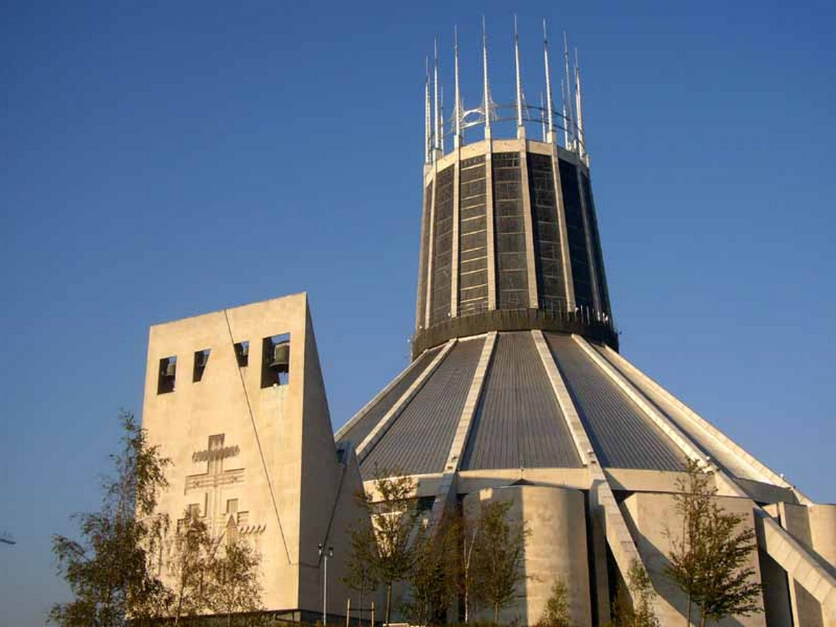 Liverpool Metropolitan Cathedral, England - Sheet2