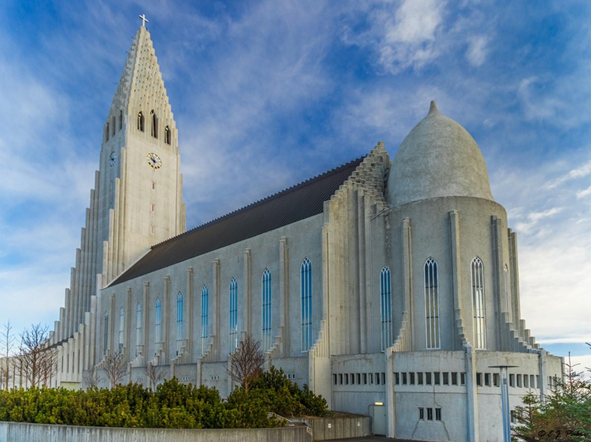 Hallgrímskirkja church, Iceland - Sheet2