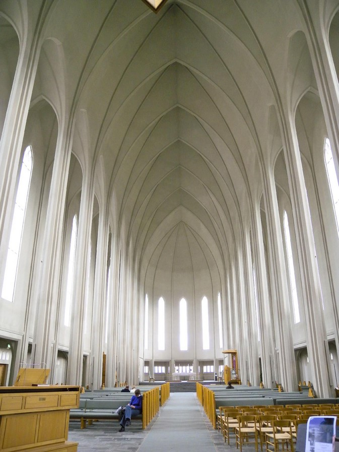 Hallgrímskirkja church, Iceland - Sheet3