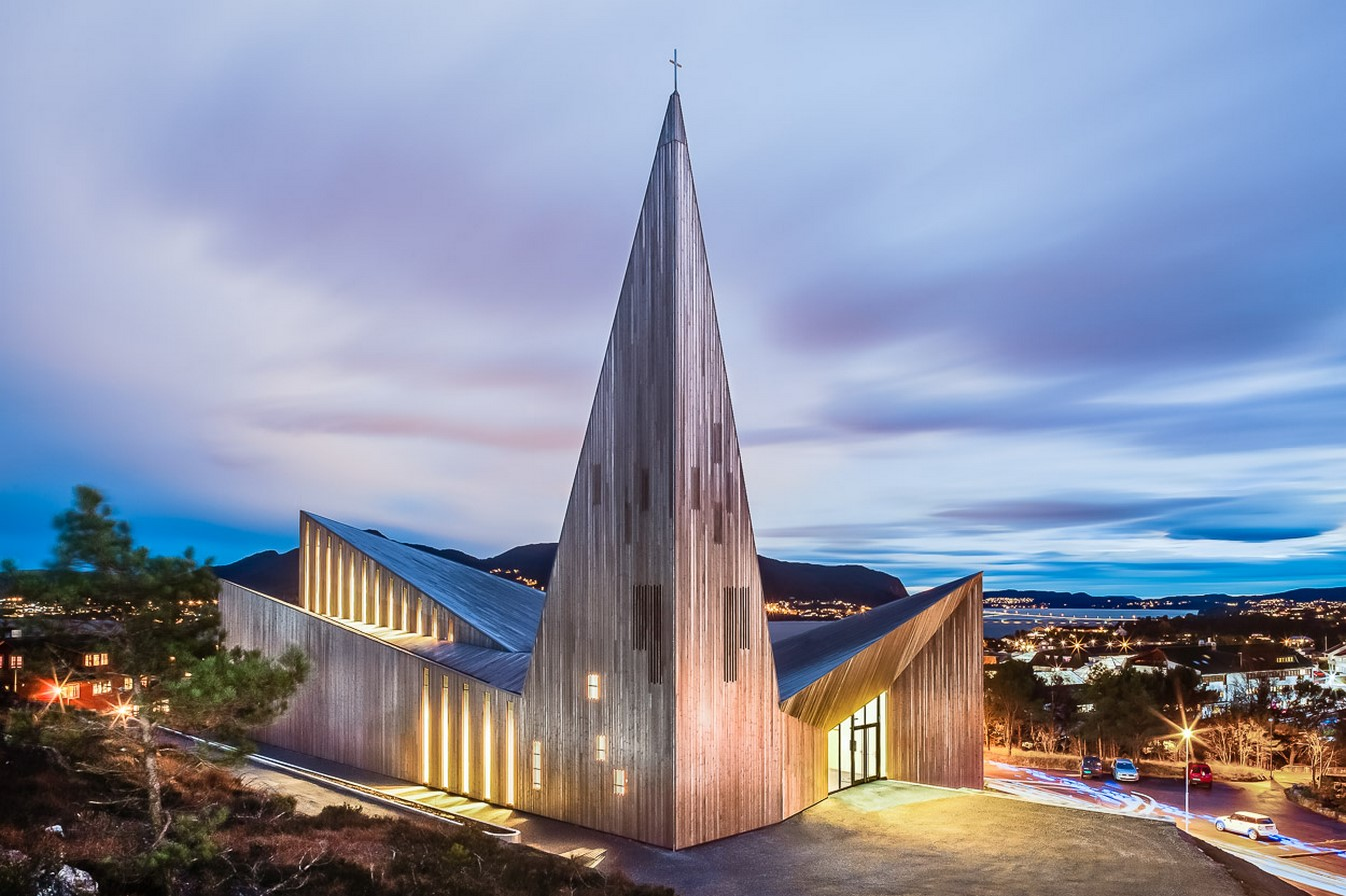 Knarvik Community Church, Norway - Sheet1