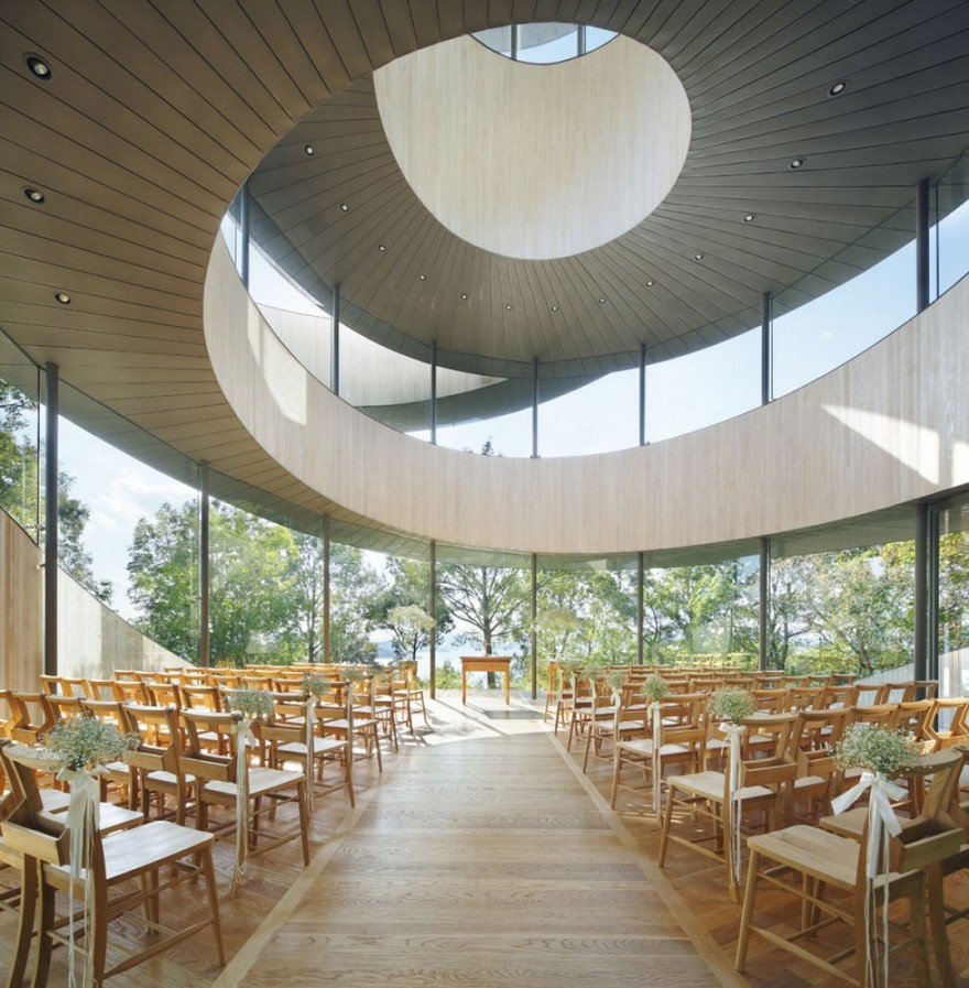 Ribbon Chapel, Japan - sheet2