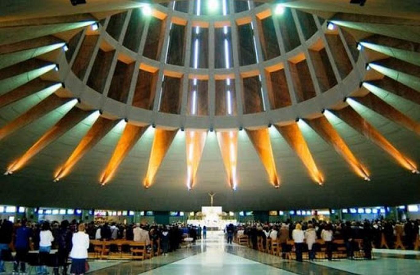 Santuario Madonna della Lacrime, Italy - Sheet3