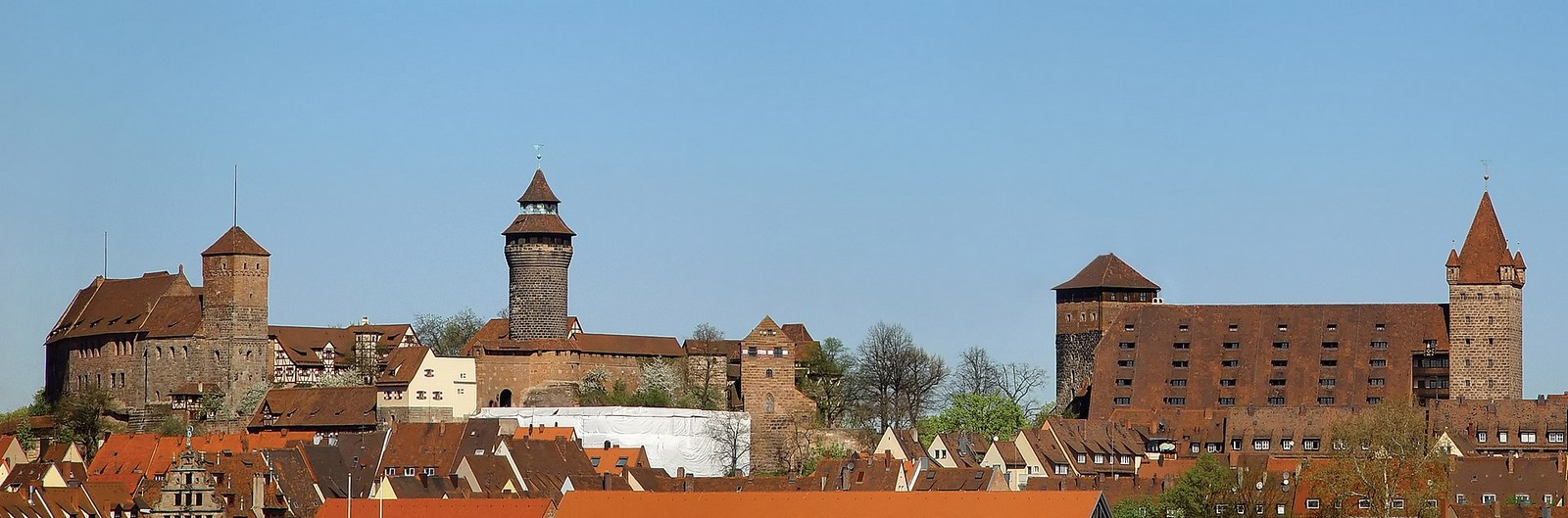 Nuremberg Castle - Sheet1