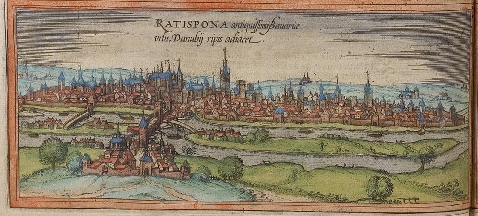 Imperial Regensburg - Sheet3