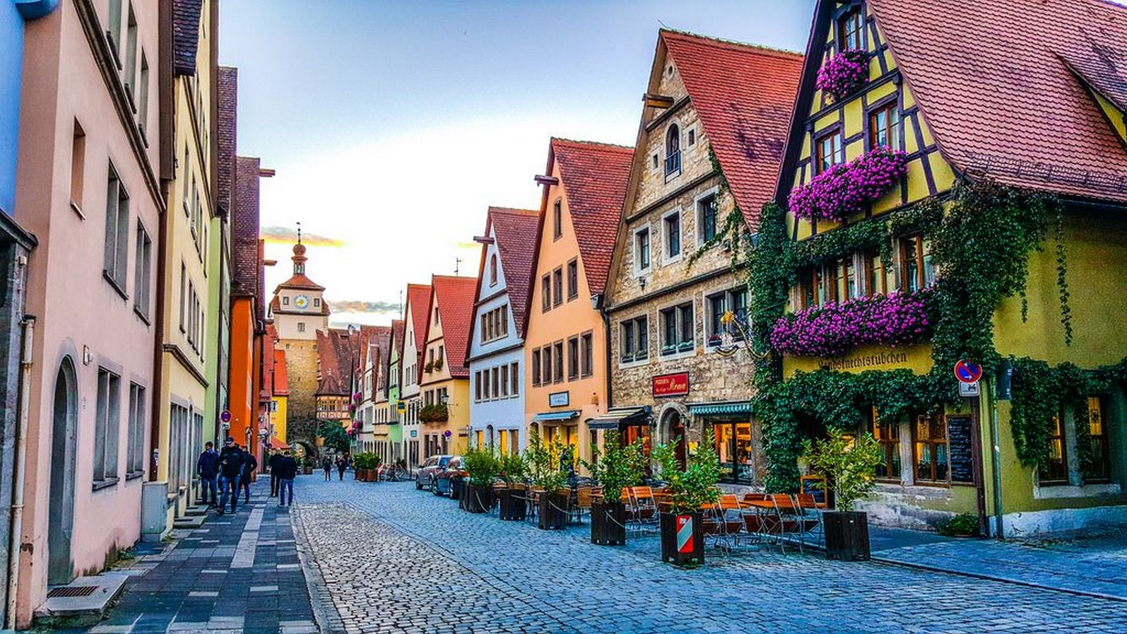 Rothenburg and Romantic Road - Sheet3